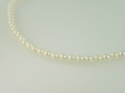 "16"" 6.5-7mm Cultered Pearl Necklace"