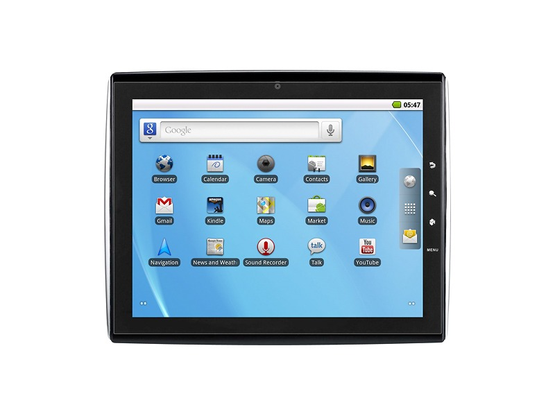 Le Pan Tablet with 2GB Memory - Black/Silver