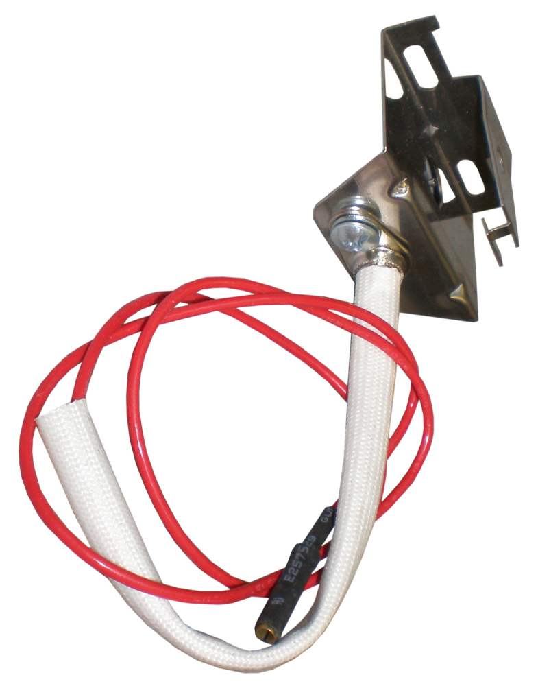 Use with two-piece H burners. Includes wire and protective sleeve ...