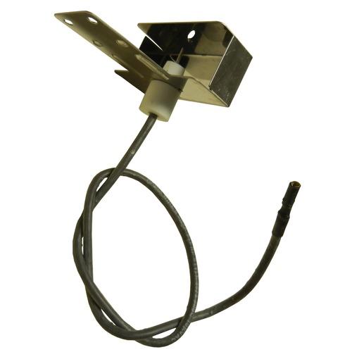 tongue style burner mounted electrode