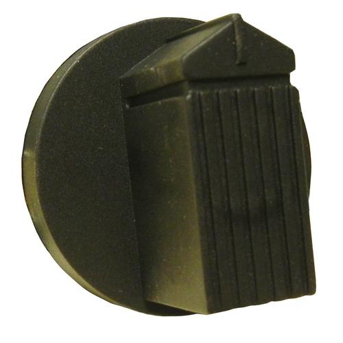 OEM style control knob. D = 3.