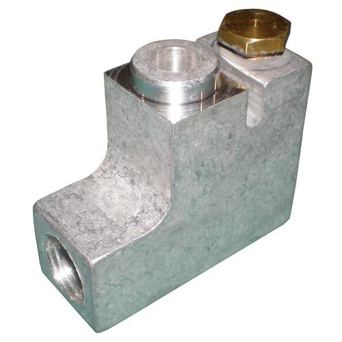 Aluminum Valve Mount Block Gas Grill Replacement Part