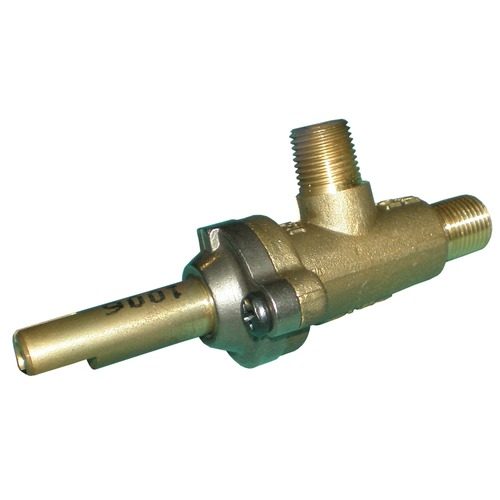 In-Post Brass Valve With Hood Orifice Charbroil Falcon