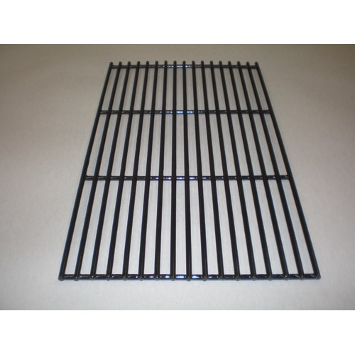 stamped porcelain steel cooking grid
