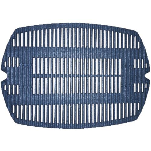 matte finish cast iron cooking grid