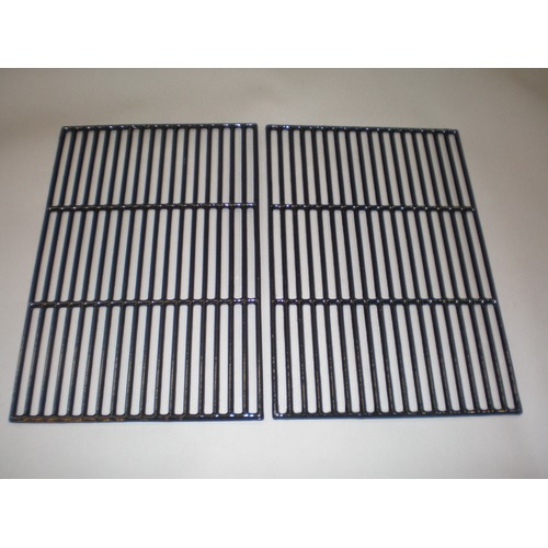 matte cast iron cooking grid