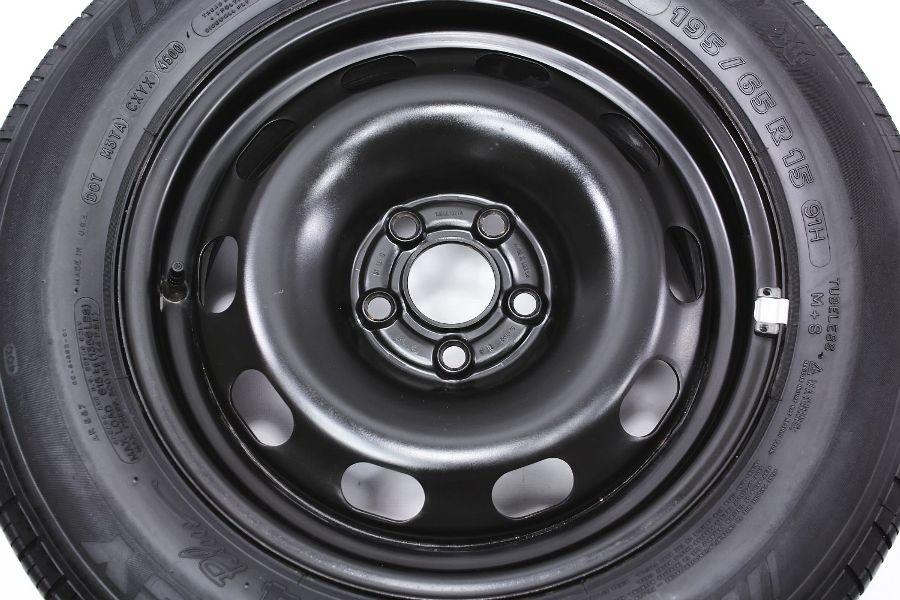 full size spare steel wheel tire vw jetta golf gti mk rim     carpartssale