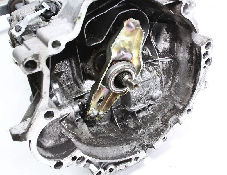 5 Speed Manual Transmission 03 2003 Audi A4 B6 - Gbt