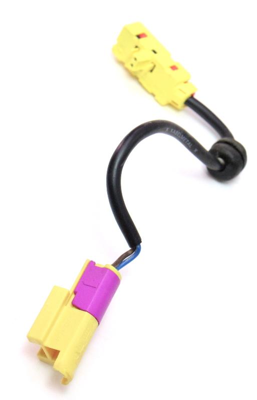 vw wiring harness diagram vw wiring harness plug rh airbag wiring harness plug connector vw jetta golf mk4 ...