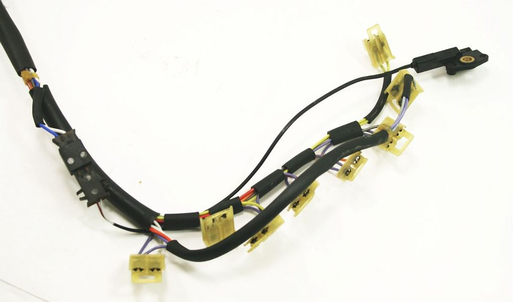 body wiring harness transmission valve body wiring harness fas 01-05 vw passat ... #8