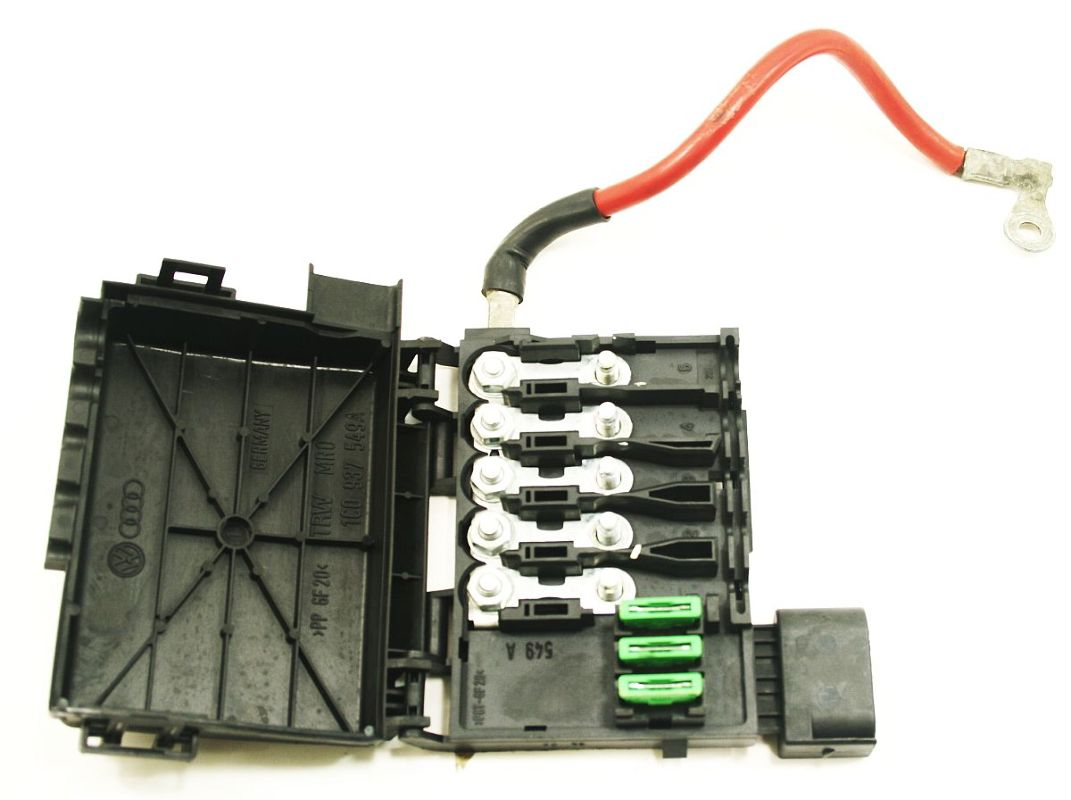 Cp Battery Distribution Fuse Block Vw Jetta Golf Beetle Mk C A
