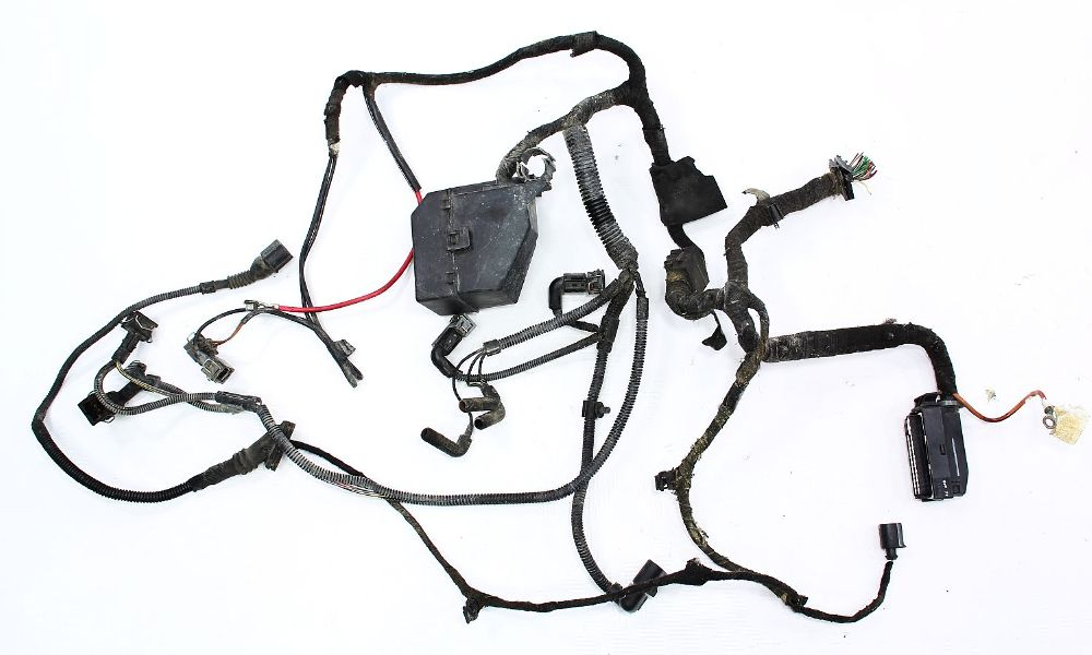 Vw Beetle Engine Wiring Harness : Engine additionally vw beetle partment on