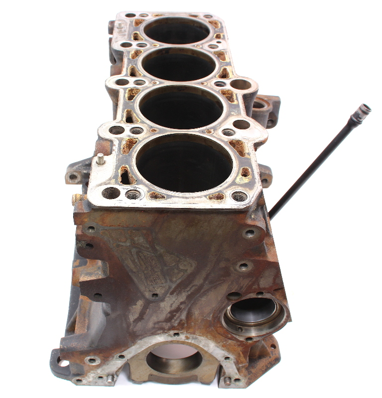 Engine Block Bare 97-01 Audi A4 VW Passat 1.8T AEB ATW