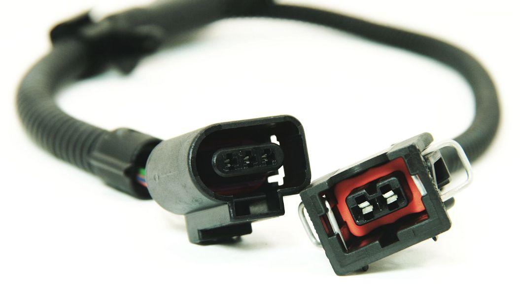 Evap Leak Detection Pump Plugs Pigtail Wiring Vr6 97