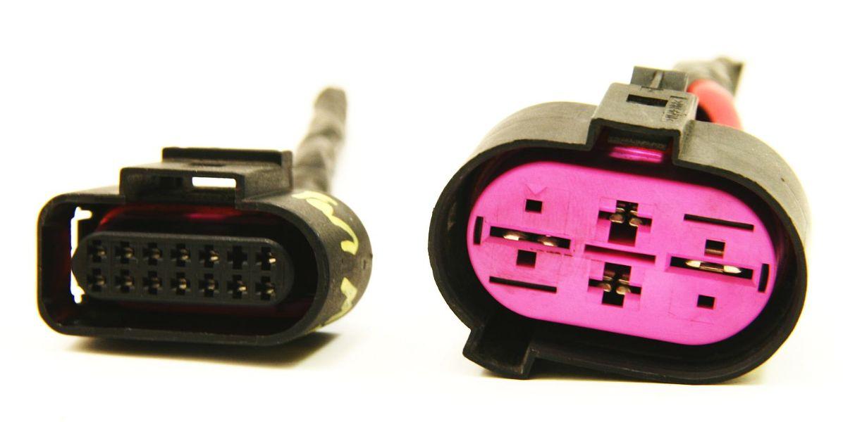 Fan Control Module Wiring Pigtails 99 5