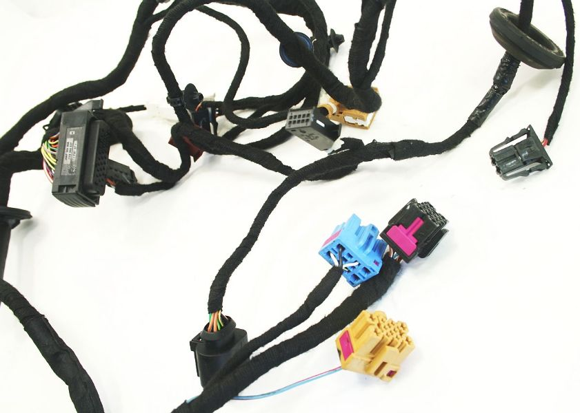 driver front door wiring harness 99 5 05 vw jetta golf mk4