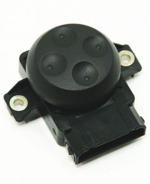 LH Front Seat Lumbar Switch Button VW Jetta Rabbit MK5