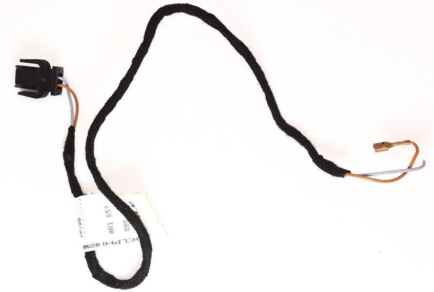 glovebox wiring harness 00 06 audi tt mk1 8n1 857 095. Black Bedroom Furniture Sets. Home Design Ideas