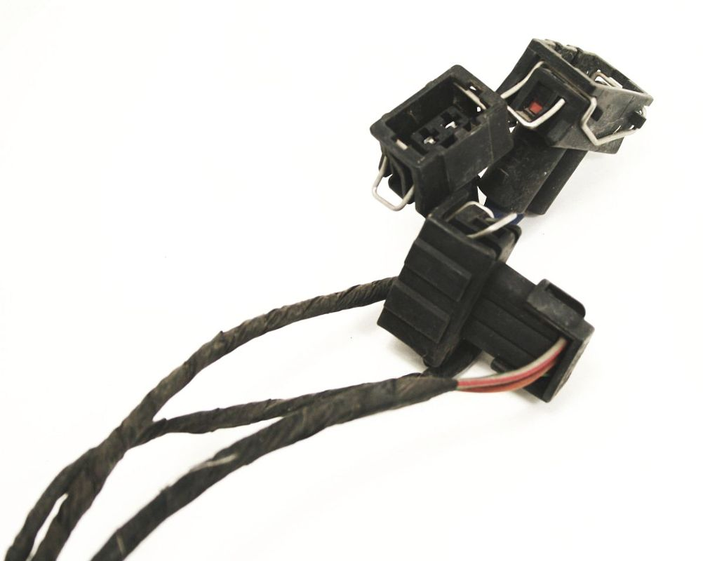 Headlight Wiring Harness Non Fog 93 99 Vw Jetta Golf Cabrio Mk3 Universal Light Ebay Genuine Oe