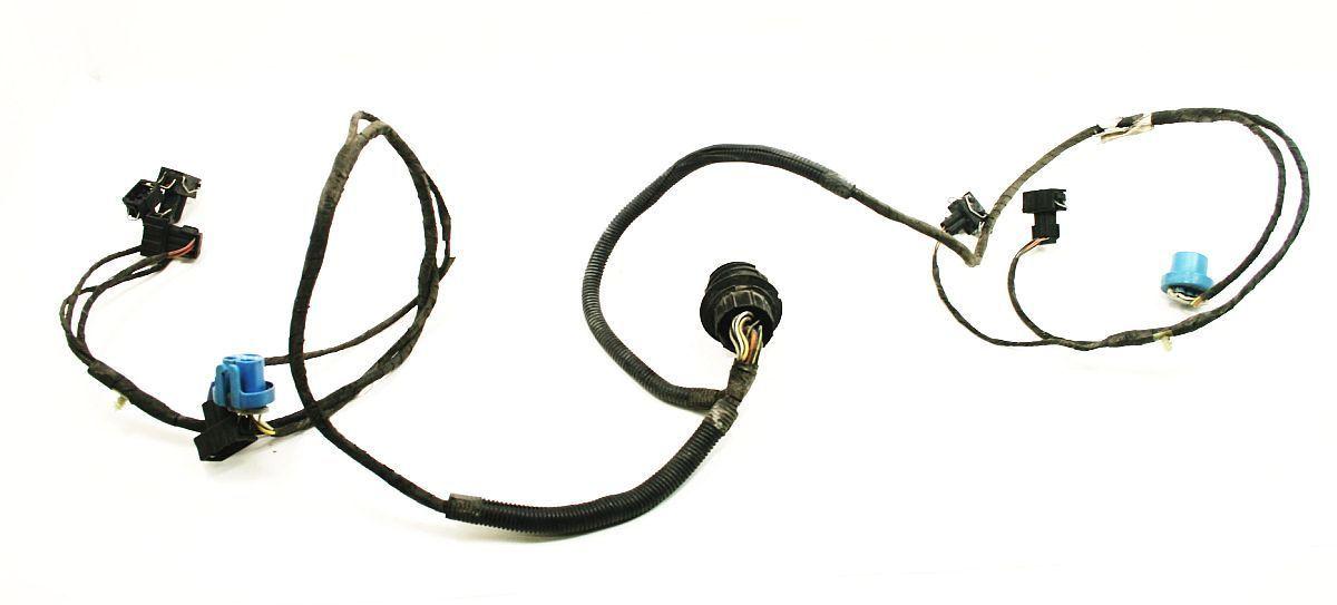 Headlight Wiring Harness Non-fog 93-99 Vw Jetta Golf Cabrio Mk3