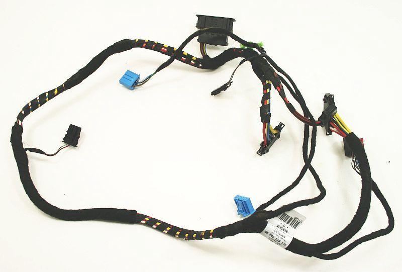 Wiring Harness Volkswagen Jetta : Heater box wiring harness vw jetta rabbit gti mk