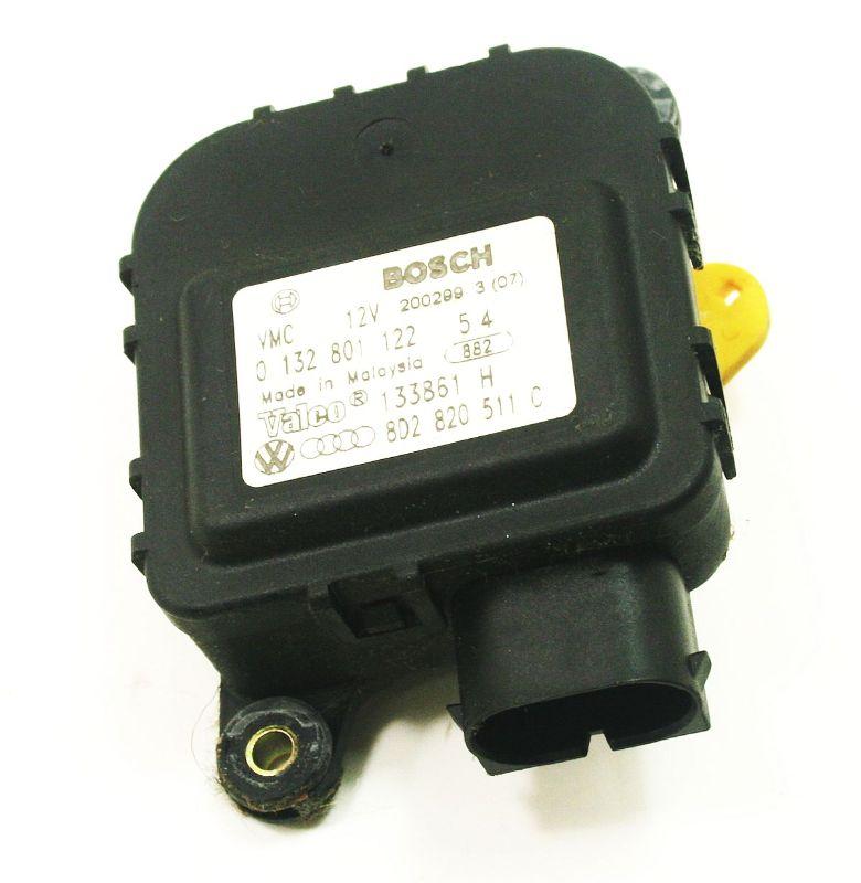Hvac box defrost flap motor audi tt mk1 ac heater 8d2 820 511 c genuine oe ebay for 2000 audi tt window regulator