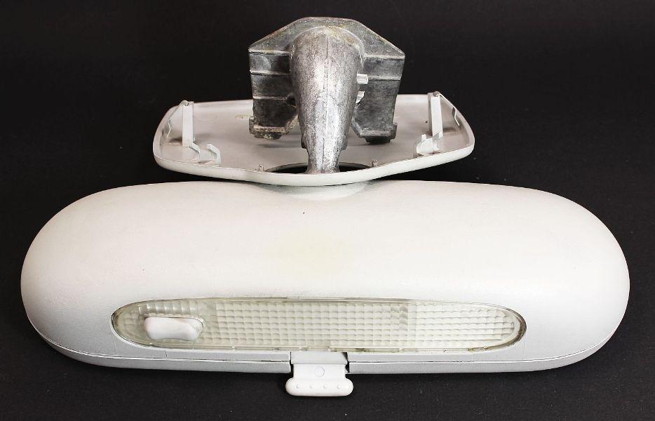 interior rear view mirror  vw beetle gray genuine carpartssale