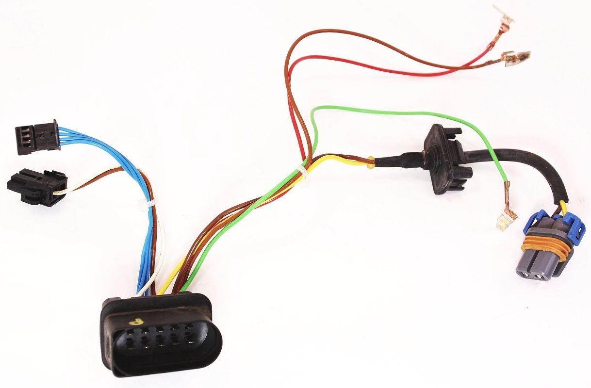 Internal Headlight Wiring Harness 98-04 Audi A6 S6 Rs6 Allroad - Hid Xenon