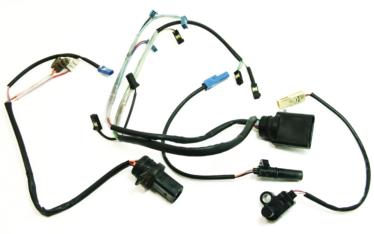 Valve Body Wiring Harness  U0026 Sensors 05