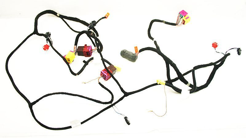 vw phaeton wiring harness vw alternator wiring