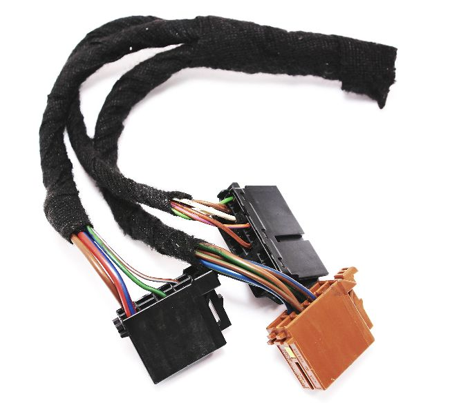 Radio Cd Player Plugs Pigtail Head Unit Wiring Harness 02