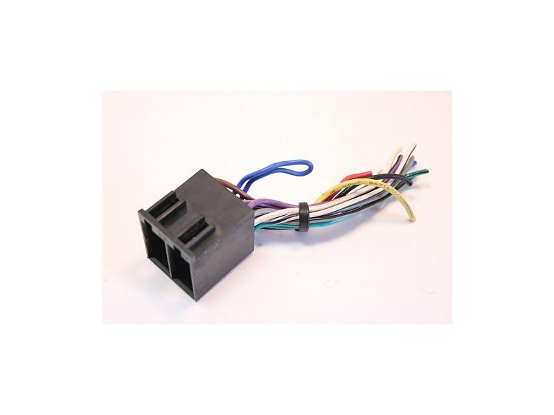 Radio Stereo Install Wiring Harness Adaptor 93