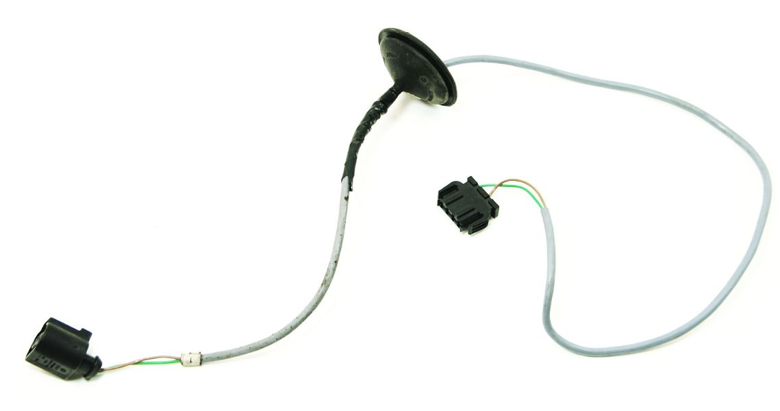 rear bumper side marker light wiring harness lh 01 5