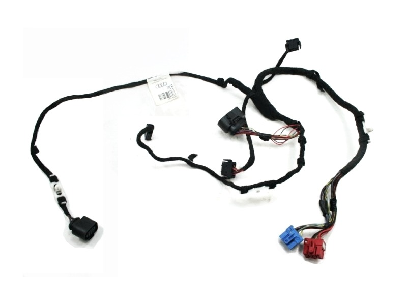 rear door panel wiring harness 98-04 audi a6 c5
