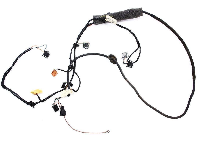 trunk wiring harness 93-99 vw jetta mk3 - genuine oe volkswagen