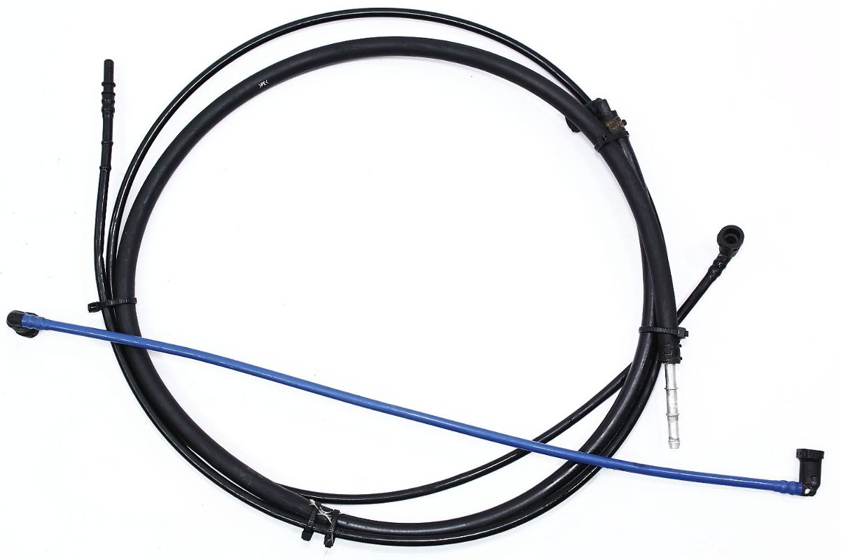 under car diesel fuel lines 99 5-04 vw golf jetta mk4