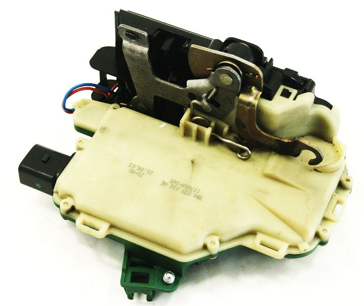 RH Rear Door Latch Lock VW Jetta Golf MK4 Passat Genuine OE 3B4 839 016 AE