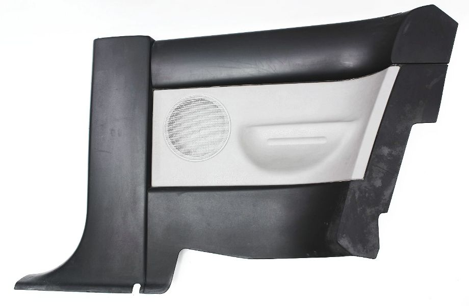 rh rear door panel 98 05 vw beetle interior trim black. Black Bedroom Furniture Sets. Home Design Ideas