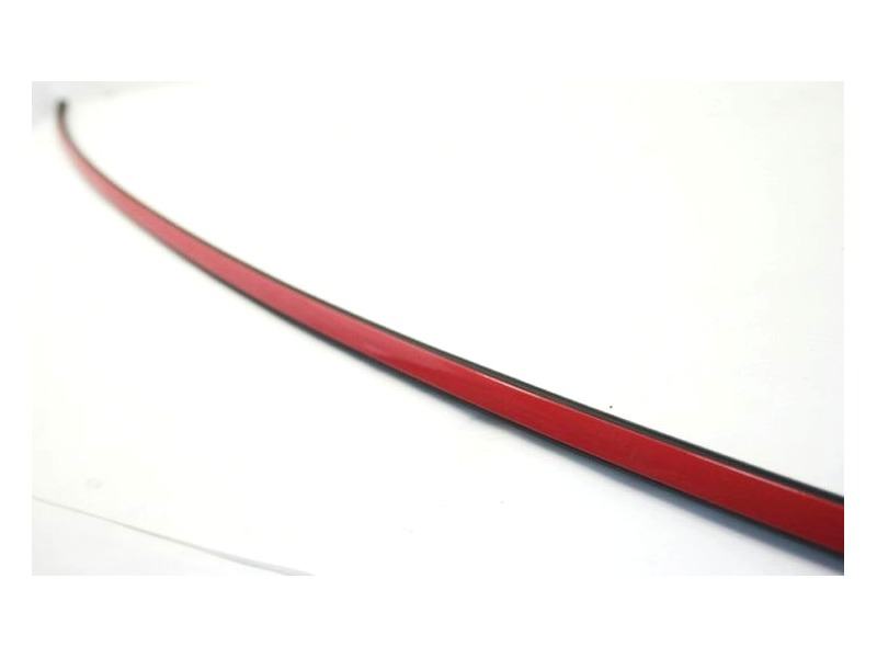 Roof Seal Trim Molding Lh Red Vw New Beetle 98 05 Mk4