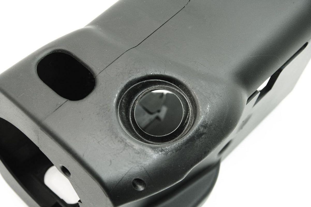 Steering column trim 00 06 audi tt mk1 black surround for Clamshell door casing