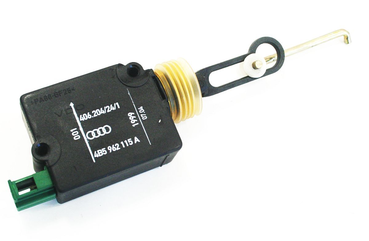 Hatch latch actuator 00 06 audi tt mk1 trunk motor genuine oe 4b5 962 115 a ebay for 2000 audi tt window regulator