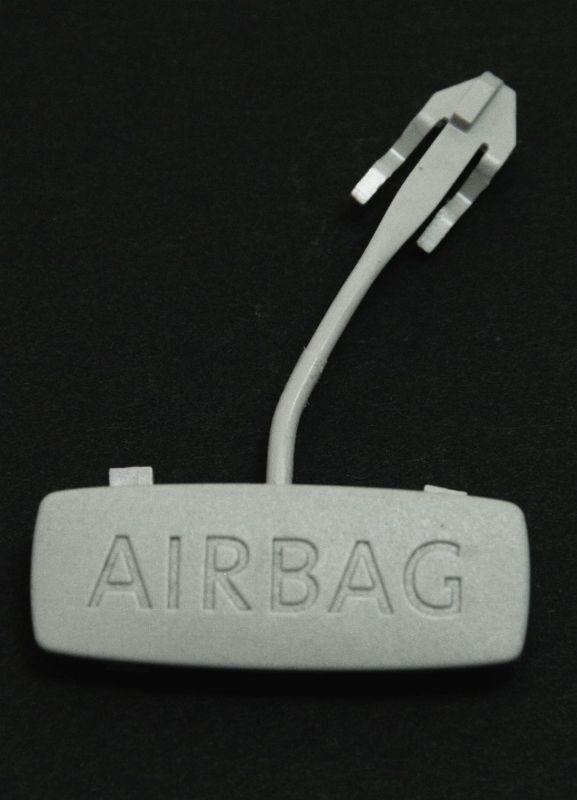 pillar airbag cover trim   vw jetta rabbit gti mk lh rh air bag cap ebay