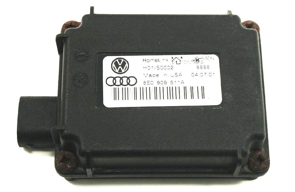 Homelink Home Link Control Module Audi A3 A4 S4 RS4 A6 S6 Q7 TT - 8E0 909 511 A | CarParts4Sale ...