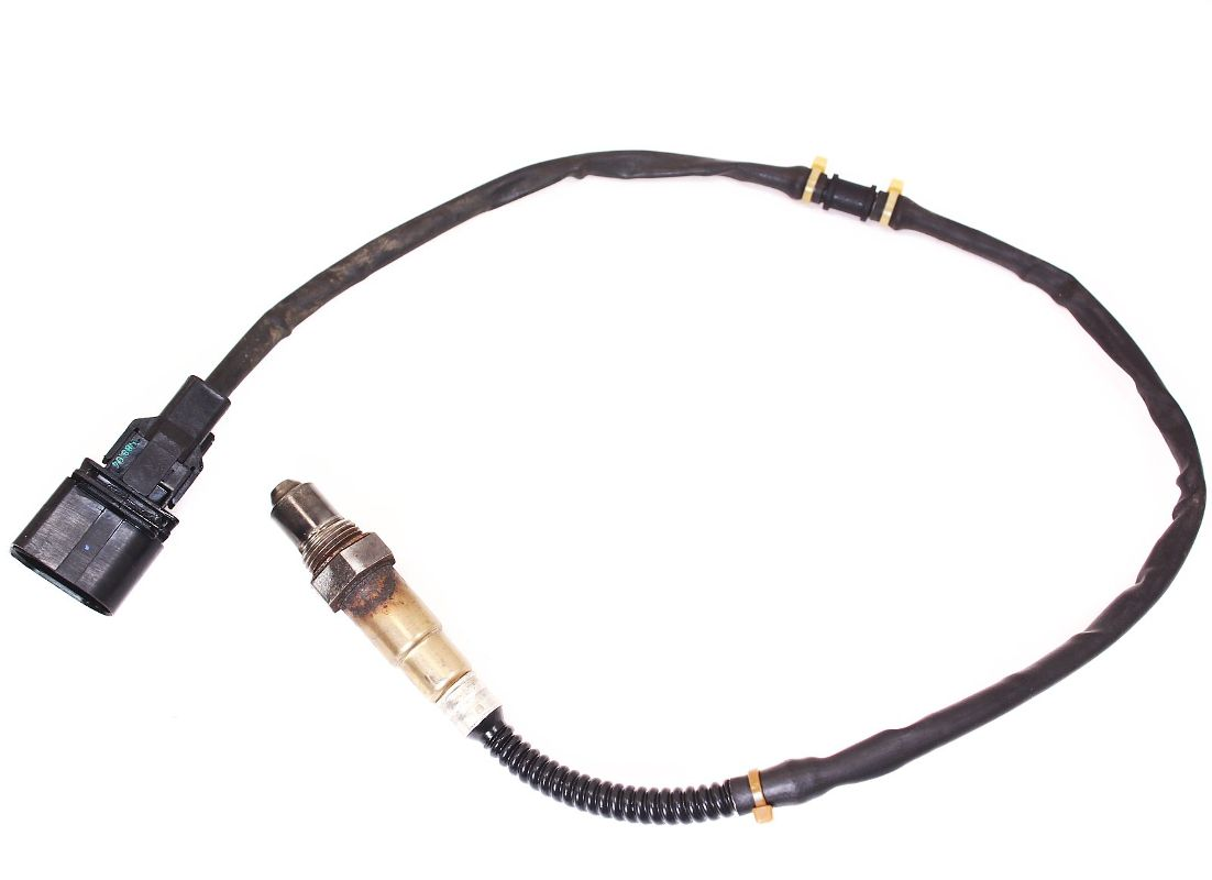 2001 chrysler town and country o2 sensor location