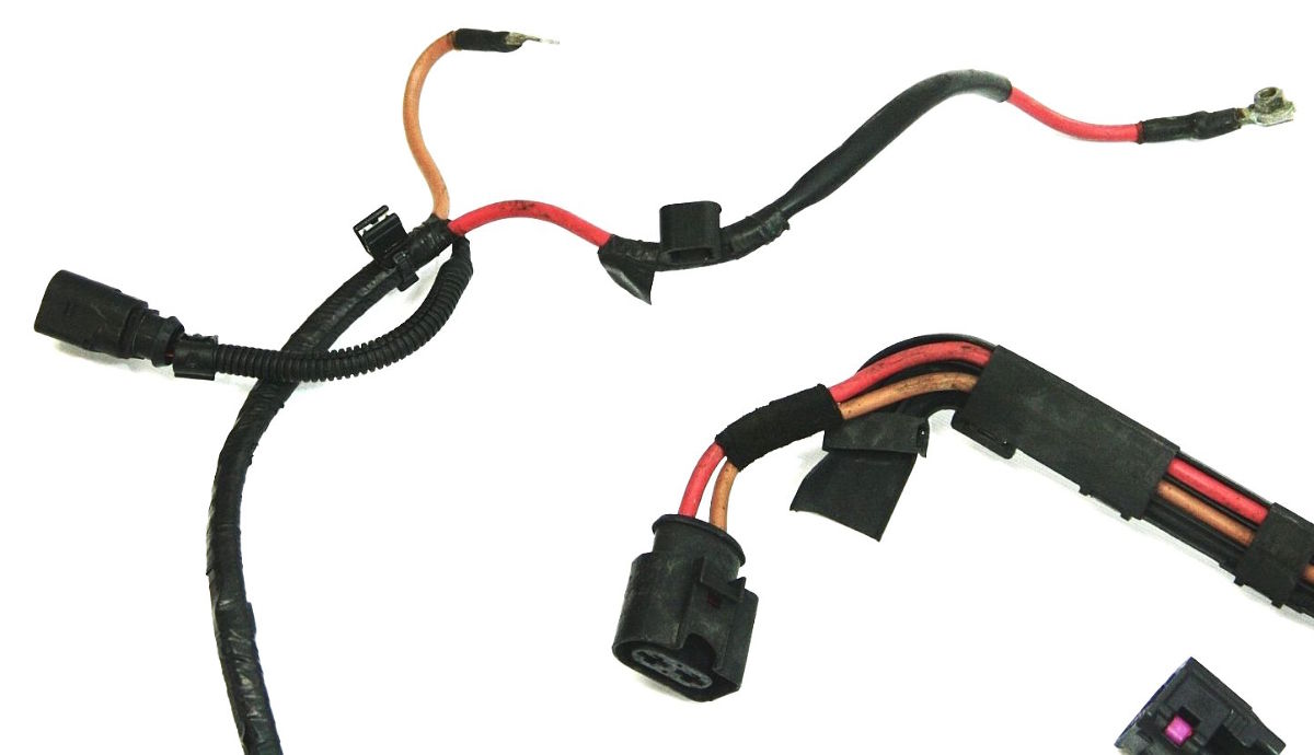 electric power steering wiring harness 05 10 vw jetta rabbit mk5 1k1 971 111 f ebay