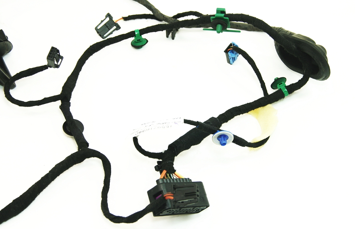 cp021371 rh rear door wiring harness 05 09 vw jetta rabbit gti mk5 1k5 971 694 d 3 rh rear door wiring harness 05 10 vw jetta rabbit golf mk5 1k5 2006 jetta door wiring harness at bayanpartner.co