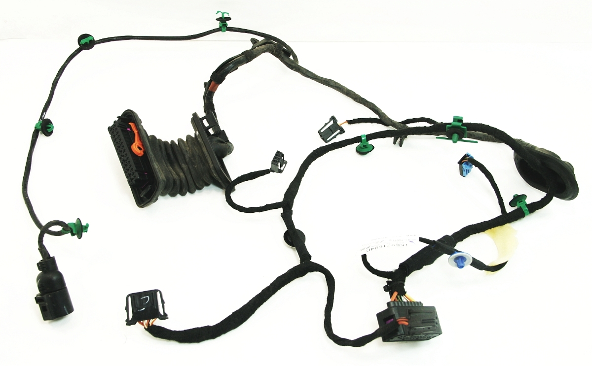 cp021371 rh rear door wiring harness 05 09 vw jetta rabbit gti mk5 1k5 971 694 d rh rear door wiring harness 05 10 vw jetta rabbit golf mk5 1k5 vw eurovan door wiring harness at edmiracle.co