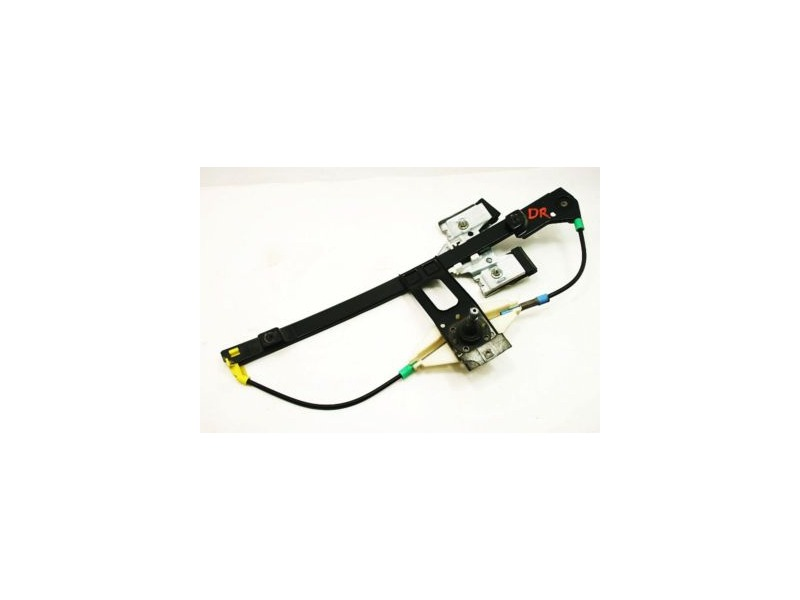 lh rear manual window regulator vw jetta golf mk3