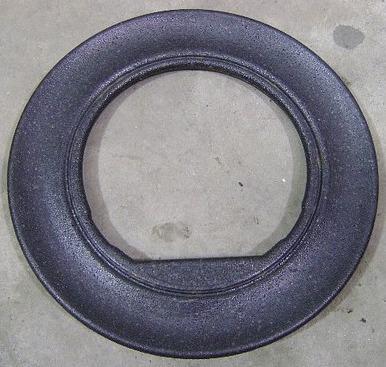 spare tire styrofoam spacer audi a4 avant donut filler genuine ebay. Black Bedroom Furniture Sets. Home Design Ideas
