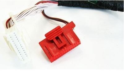 instrument gauge cluster wiring harness 99 02 vw cabrio. Black Bedroom Furniture Sets. Home Design Ideas